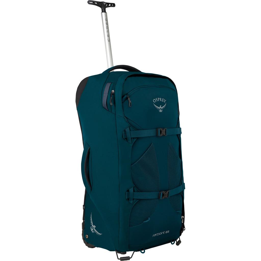 Osprey Farpoint Wheels 65L Petrol Blue