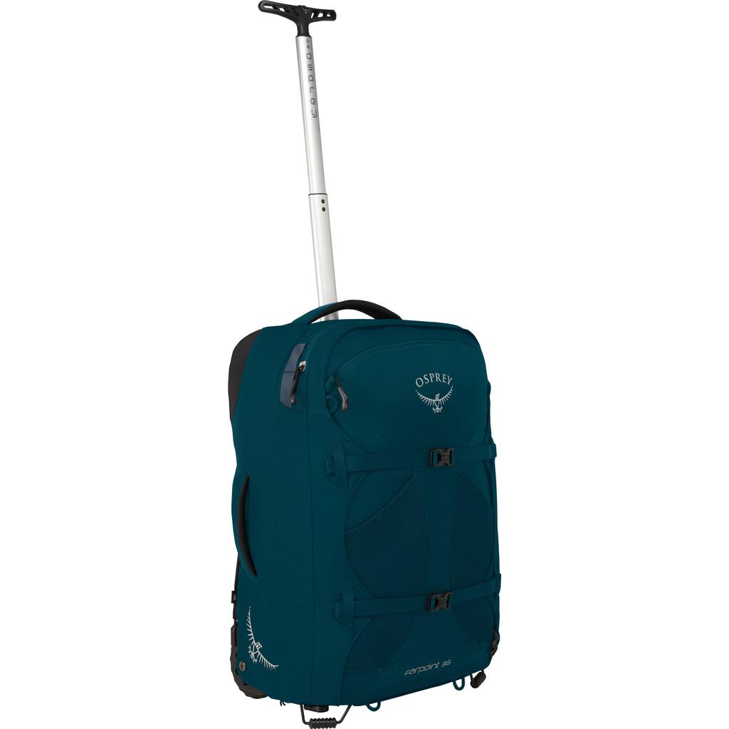 Osprey Farpoint Wheels 36L Petrol Blue