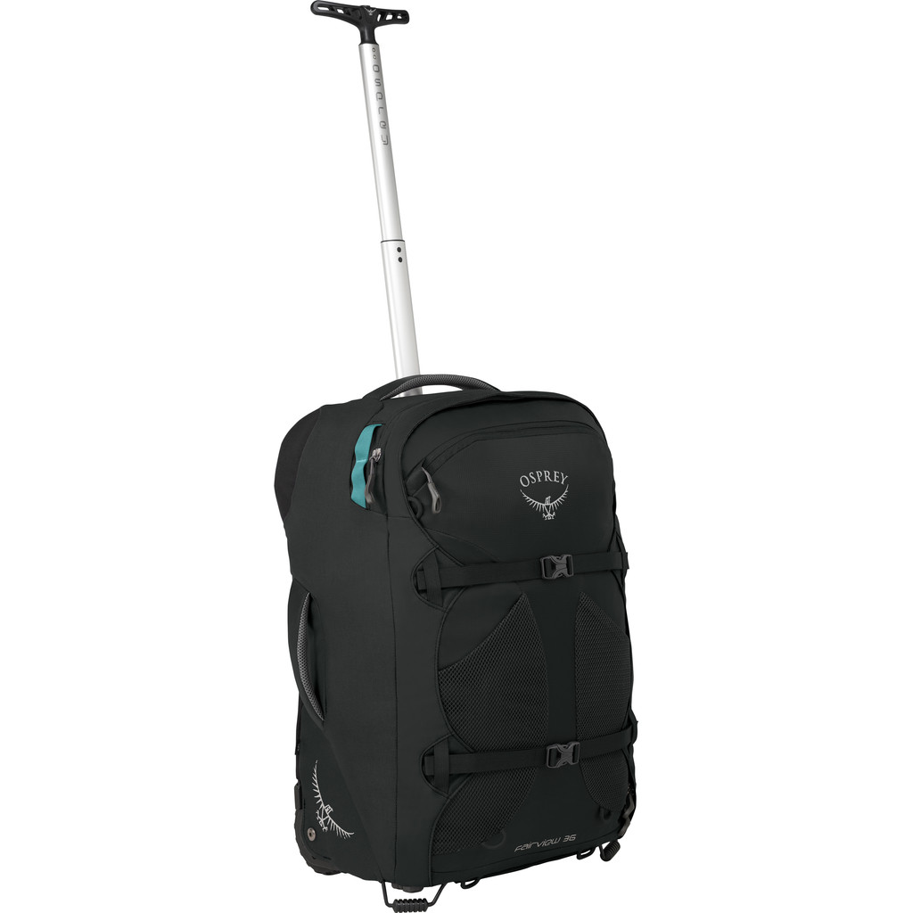 Osprey Fairview Wheels 36L Black