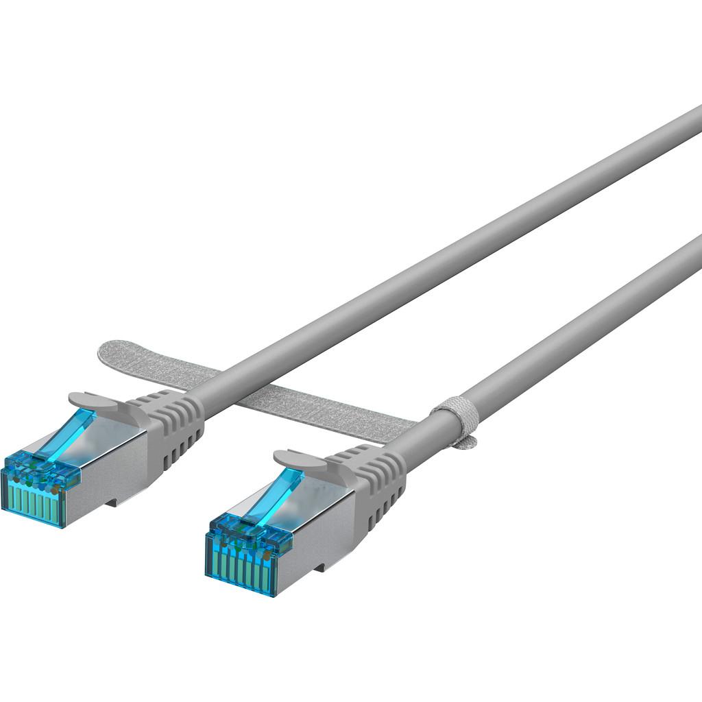 BlueBuilt Netwerkkabel STP CAT6 5 meter grijs