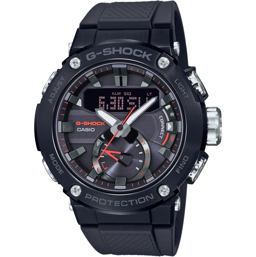 Casio G-Shock G-Steel GST-B200B-1AER Zwart