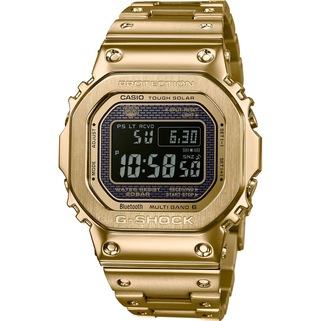 Casio G-Shock GMW-B5000GD-9ER Goud