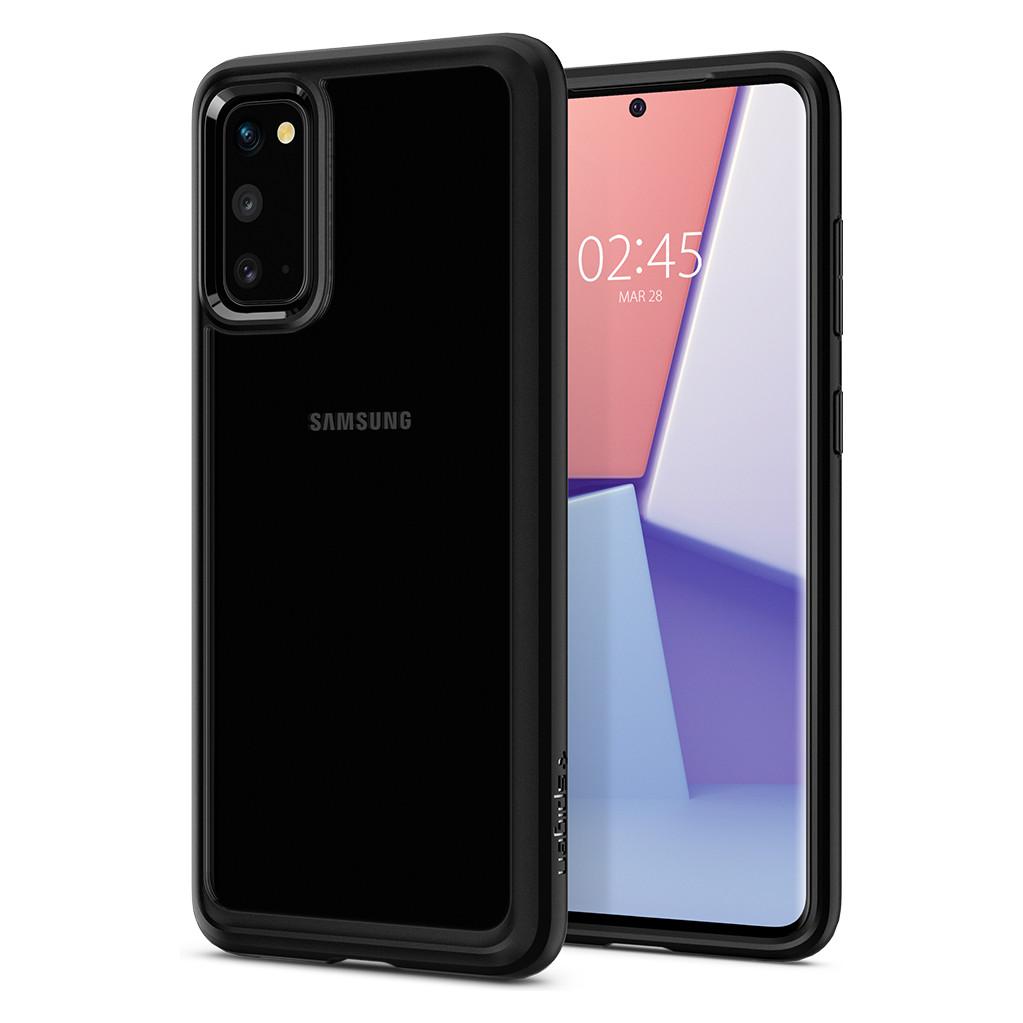 Spigen Ultra Hybrid Samsung Galaxy S20 Back Cover Transparant