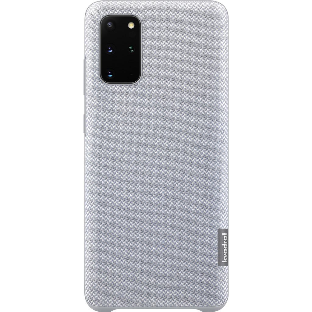 Samsung Galaxy S20 Plus Kvadrat Back Cover Grijs
