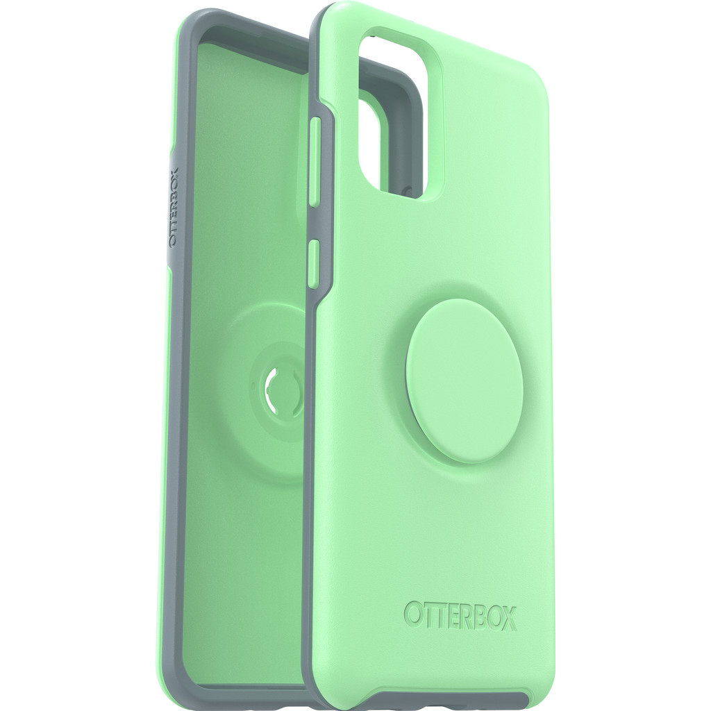 Otterbox Otter + Pop Symmetry Samsung Galaxy S20 Plus Back Cover Groen