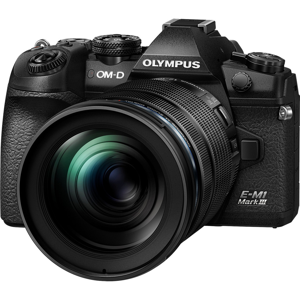 Olympus OM-D E-M1 Mark III + 12-100mm f/4 IS Pro