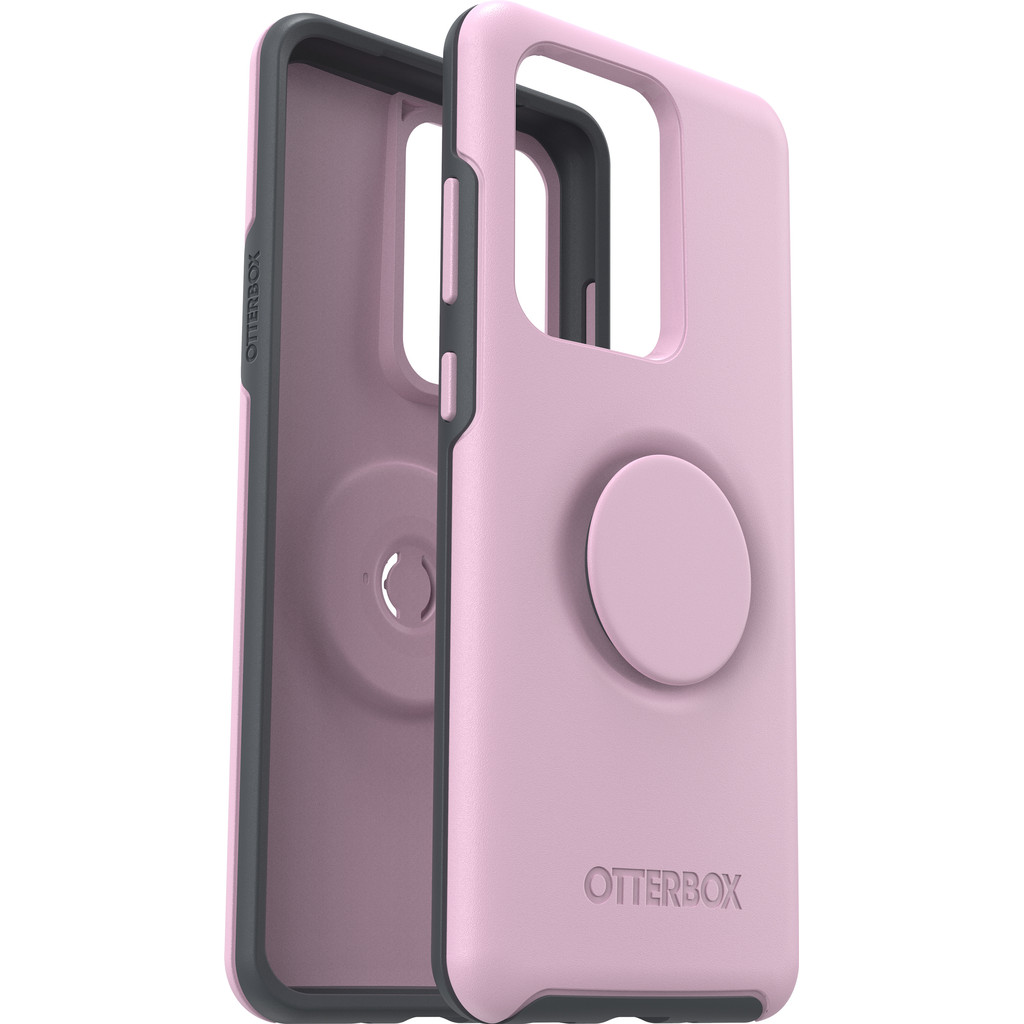 Otterbox Otter + Pop Symmetry Samsung Galaxy S20 Ultra Back Cover Roze