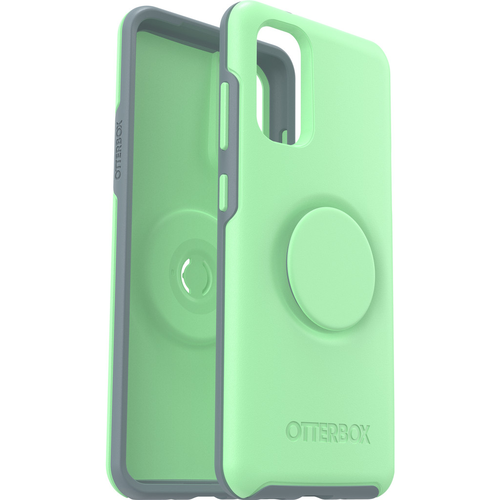 Otterbox Otter + Pop Symmetry Samsung Galaxy S20 Back Cover Groen
