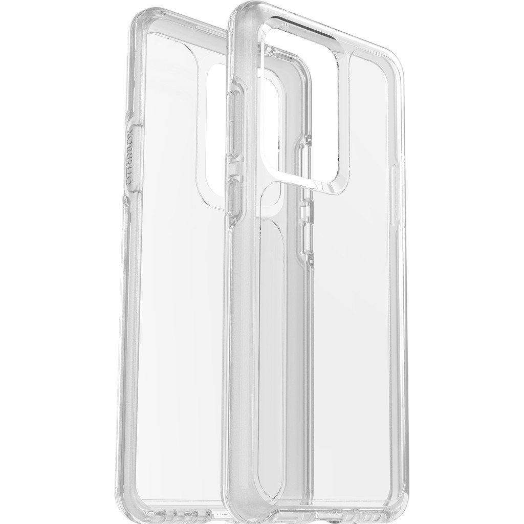 OtterBox Symmetry Clear Samsung Galaxy S20 Ultra Back Cover Transparant