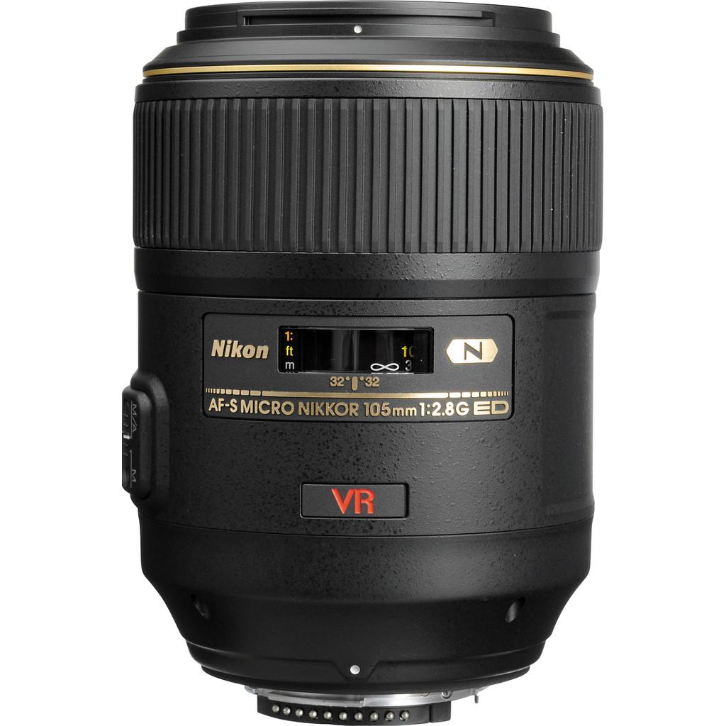 Nikon AF-S 105mm f/2.8G ED IF VR Micro