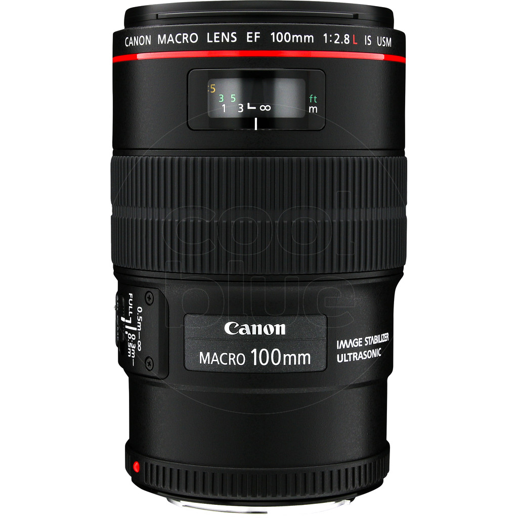 Canon EF 100 mm f/2,...