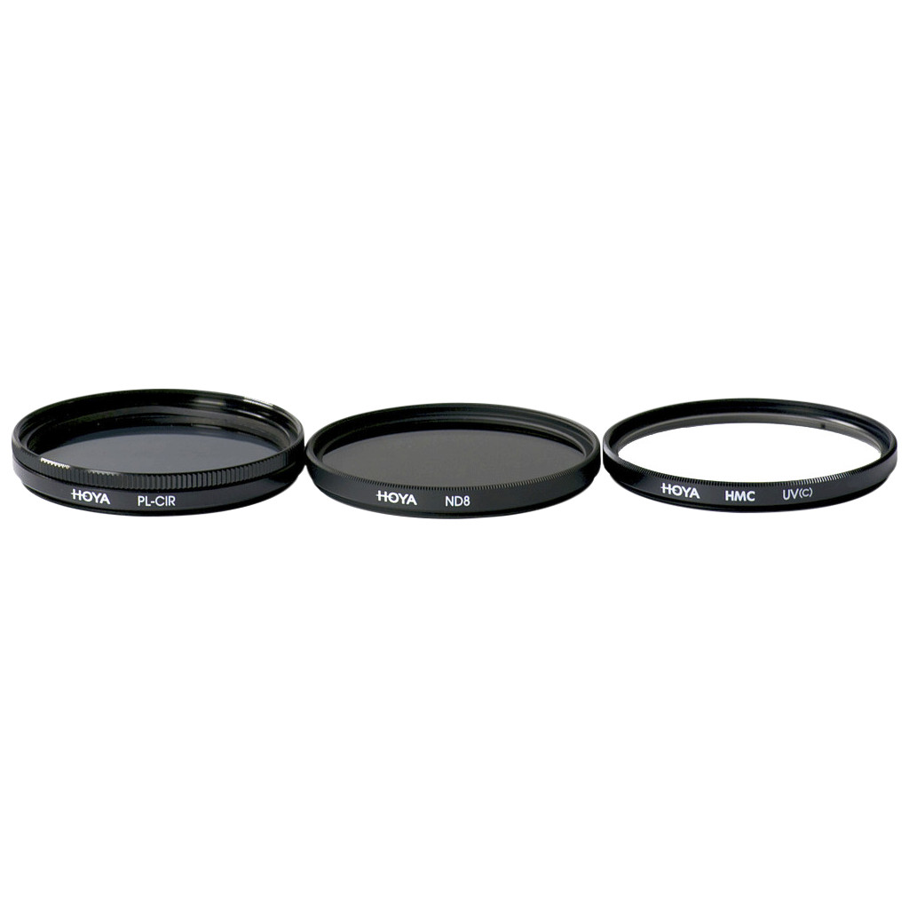 Hoya Digital Filter Introduction Kit 62mm