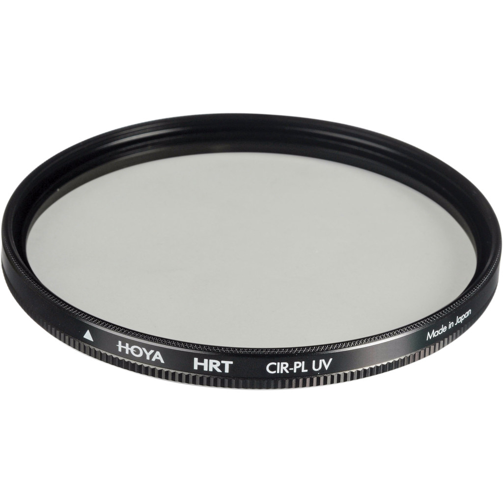 Hoya HRT Polarisatiefilter en UV-Coating 49mm