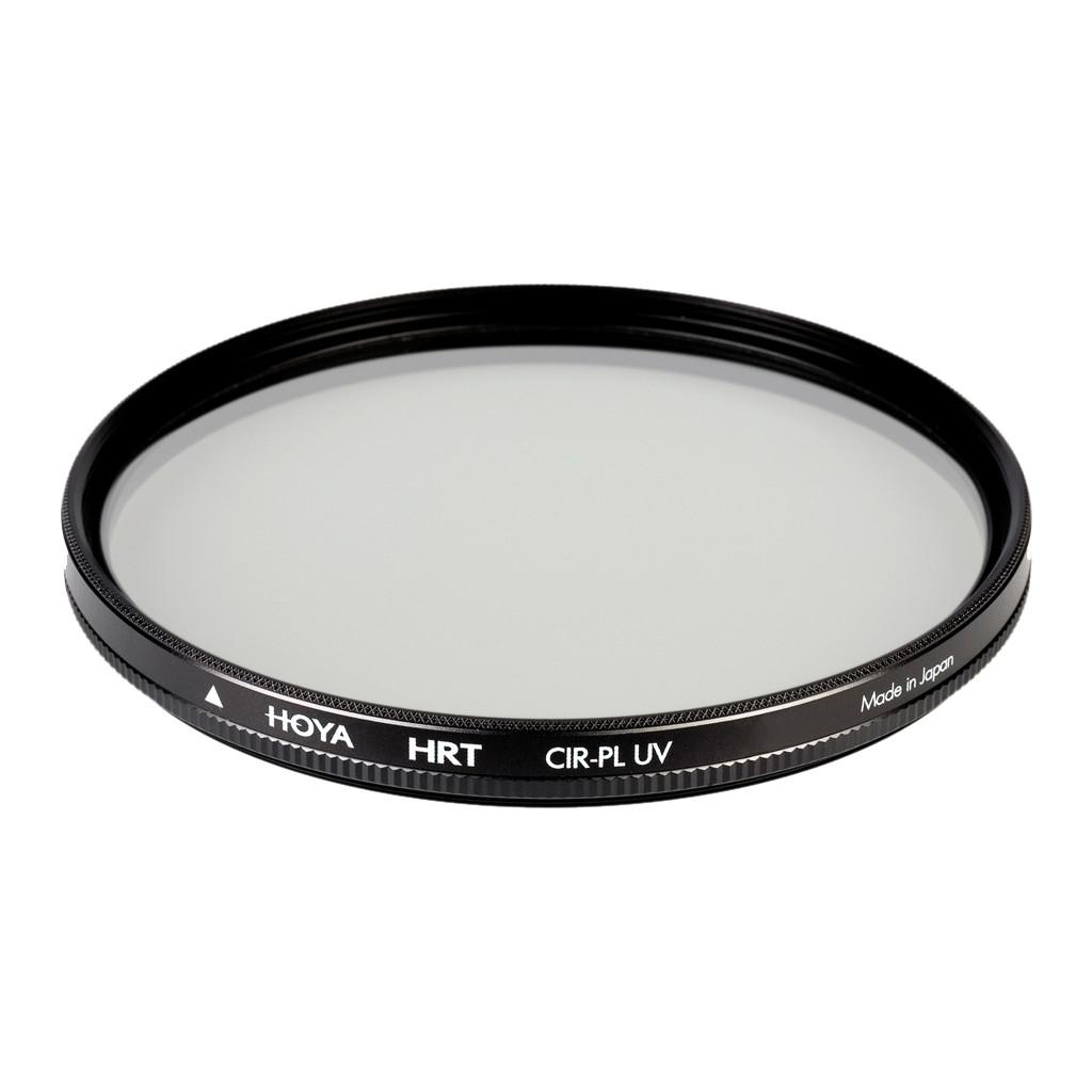Hoya HRT Polarisatiefilter en UV-Coating 67mm