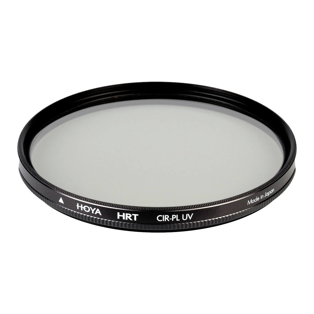 Hoya HRT Polarisatiefilter en UV-Coating 77mm