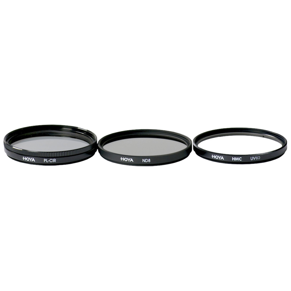 Hoya Digital Filter Introduction Kit 49mm