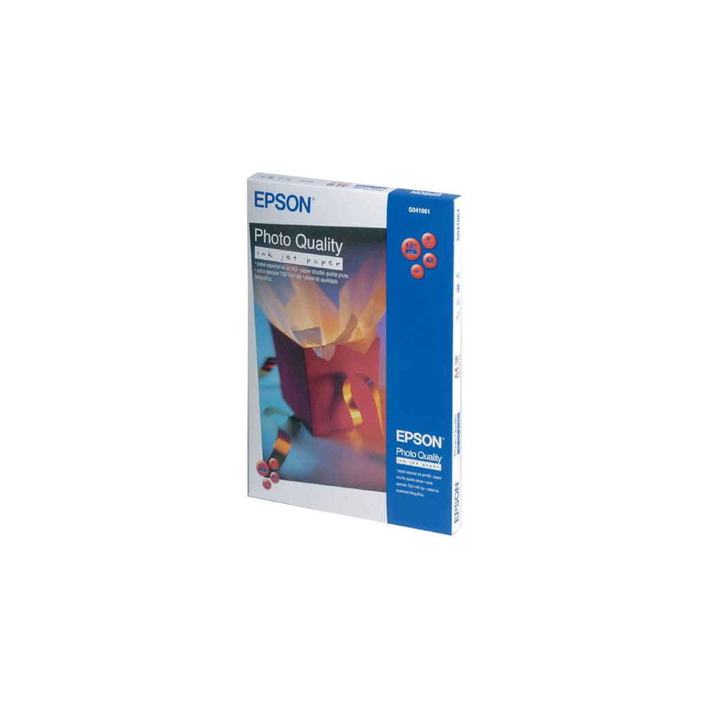 Epson Fotopapier 100 Vel A3 (104 g/m2)