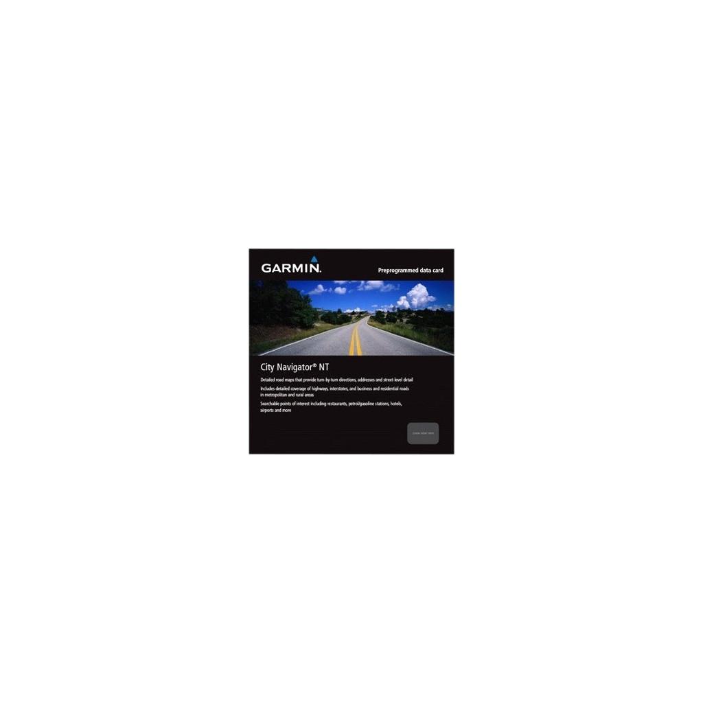 Garmin City Navigator NT Europe microSD/SD