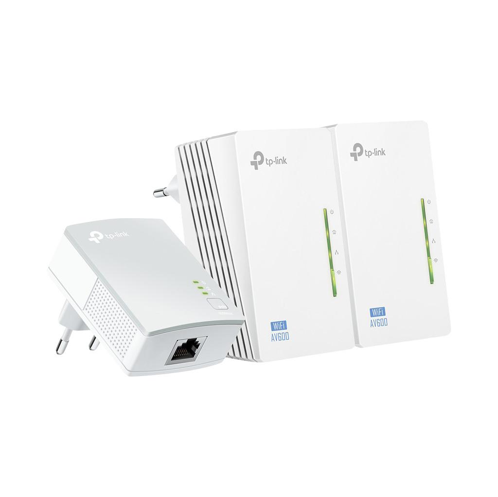 TP-Link TL-WPA4220TKIT WiFi 300 Mbps 3 adapters