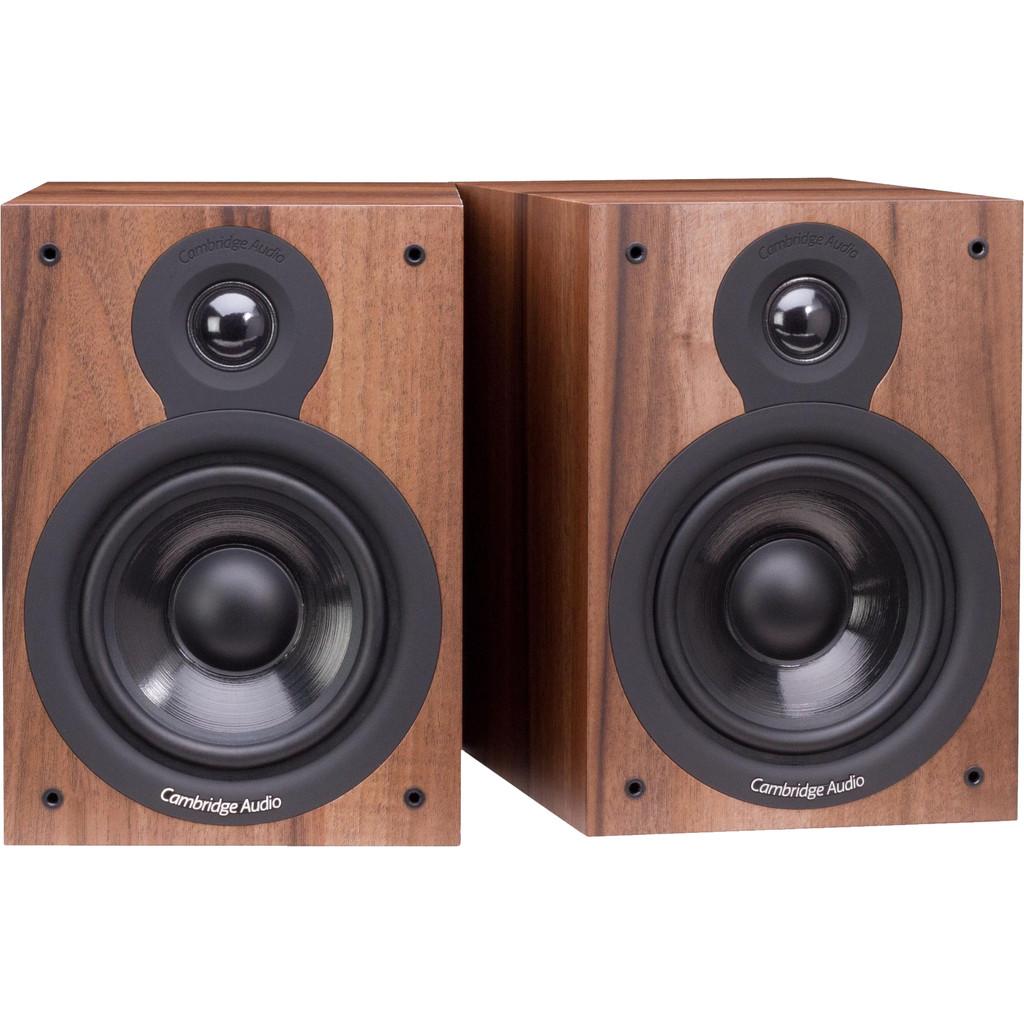 Cambridge Audio SX-50 Walnoot (per paar)