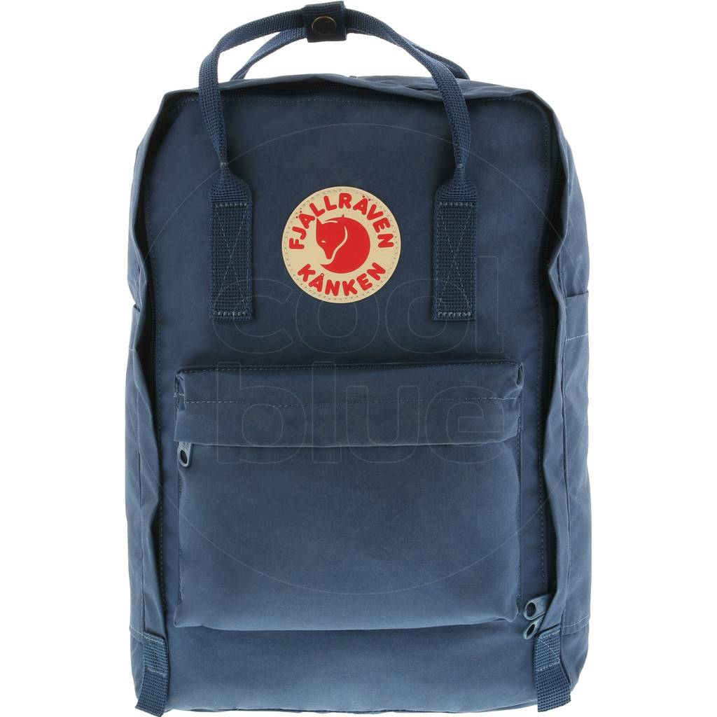 "Fjällräven Kånken Laptop 15"" Royal Blue 18L"