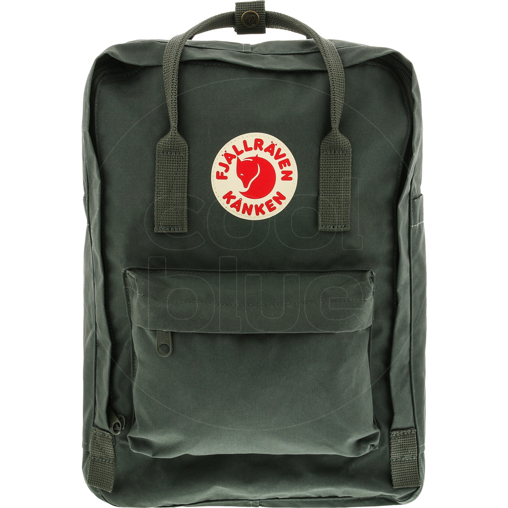 Fjällräven Kånken Laptop 15'' Forest Green 18L