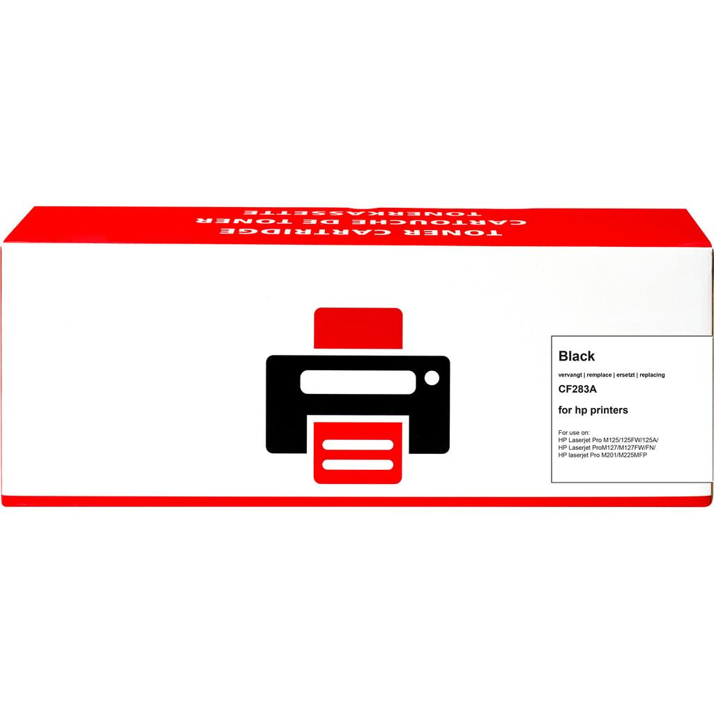 Pixeljet 83A Toner Zwart voor HP printers (CF283A)
