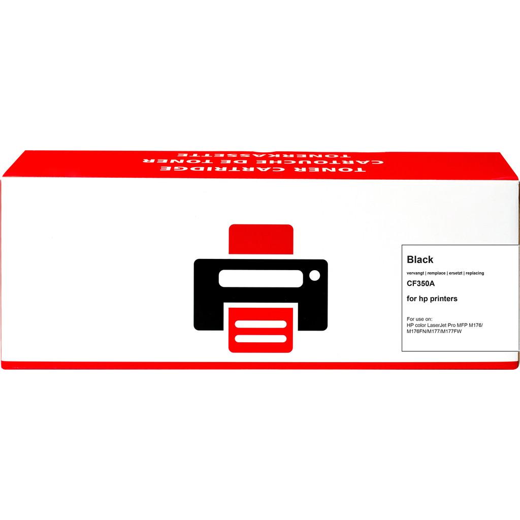 Pixeljet 130A Toner Zwart voor HP printers (CF350A)