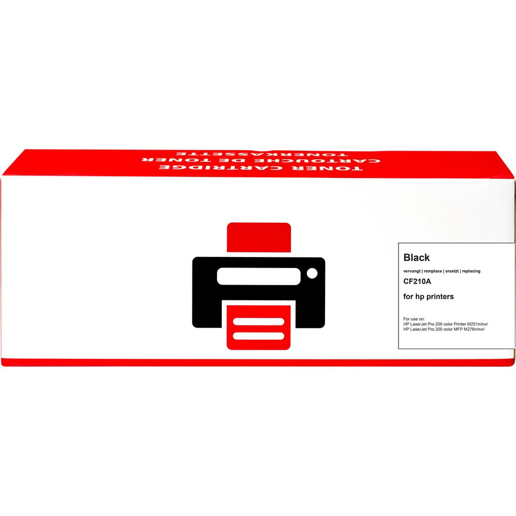 Pixeljet HP 131A Toner Zwart (Pixeljet - CF210A)