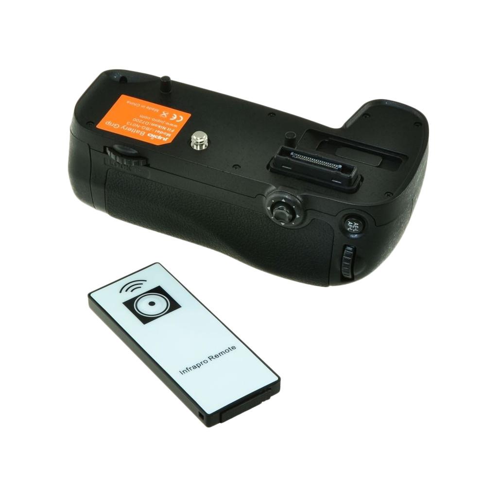 Jupio Batterygrip voor Nikon D7200