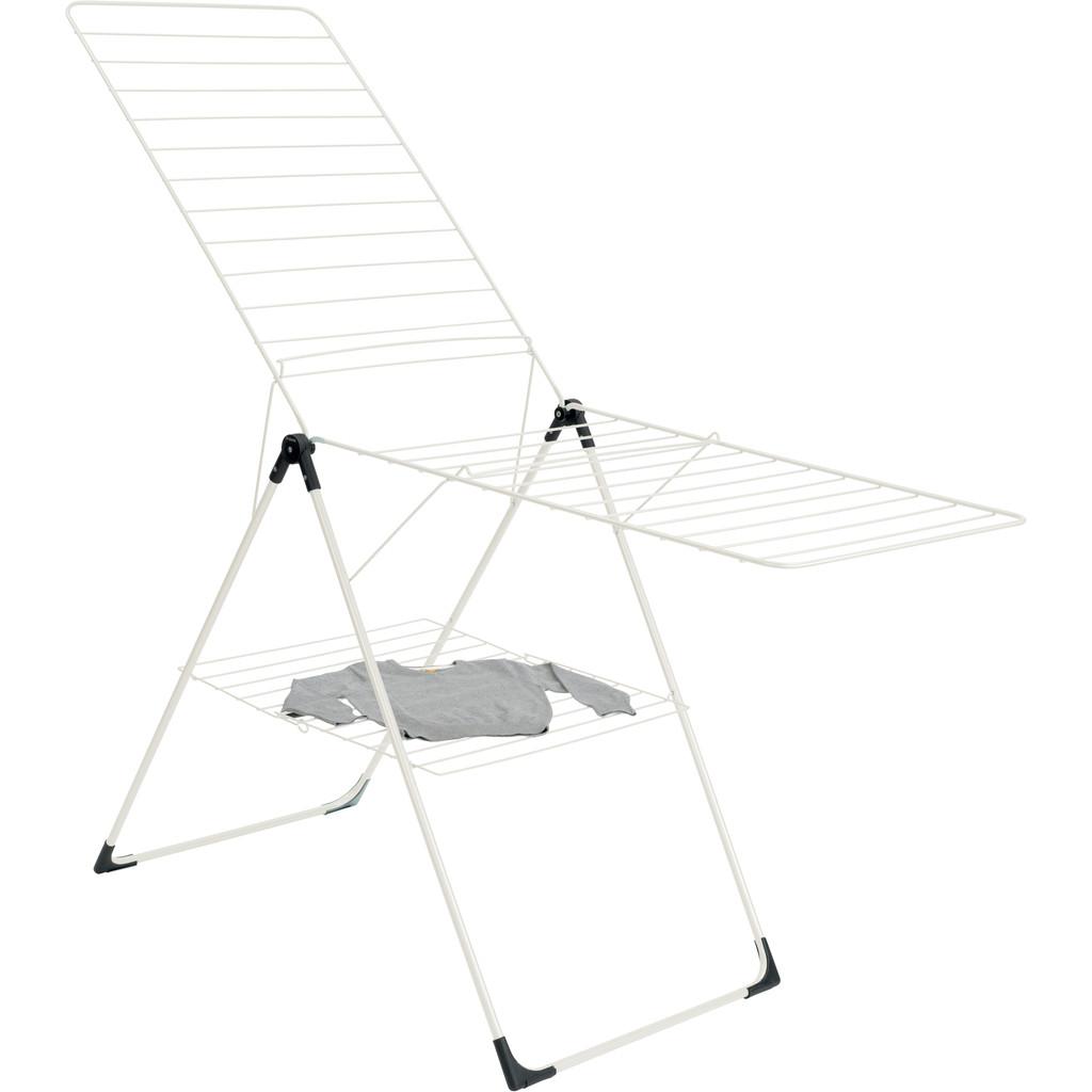 Brabantia Droogrek T-Model 20 meter wit