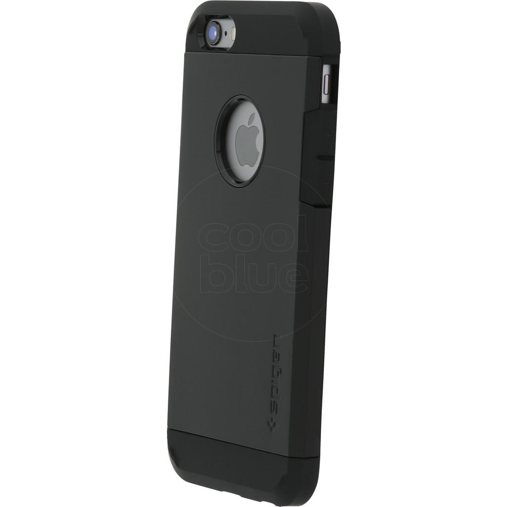 Spigen Tough Armor Apple iPhone 6/6s Zwart