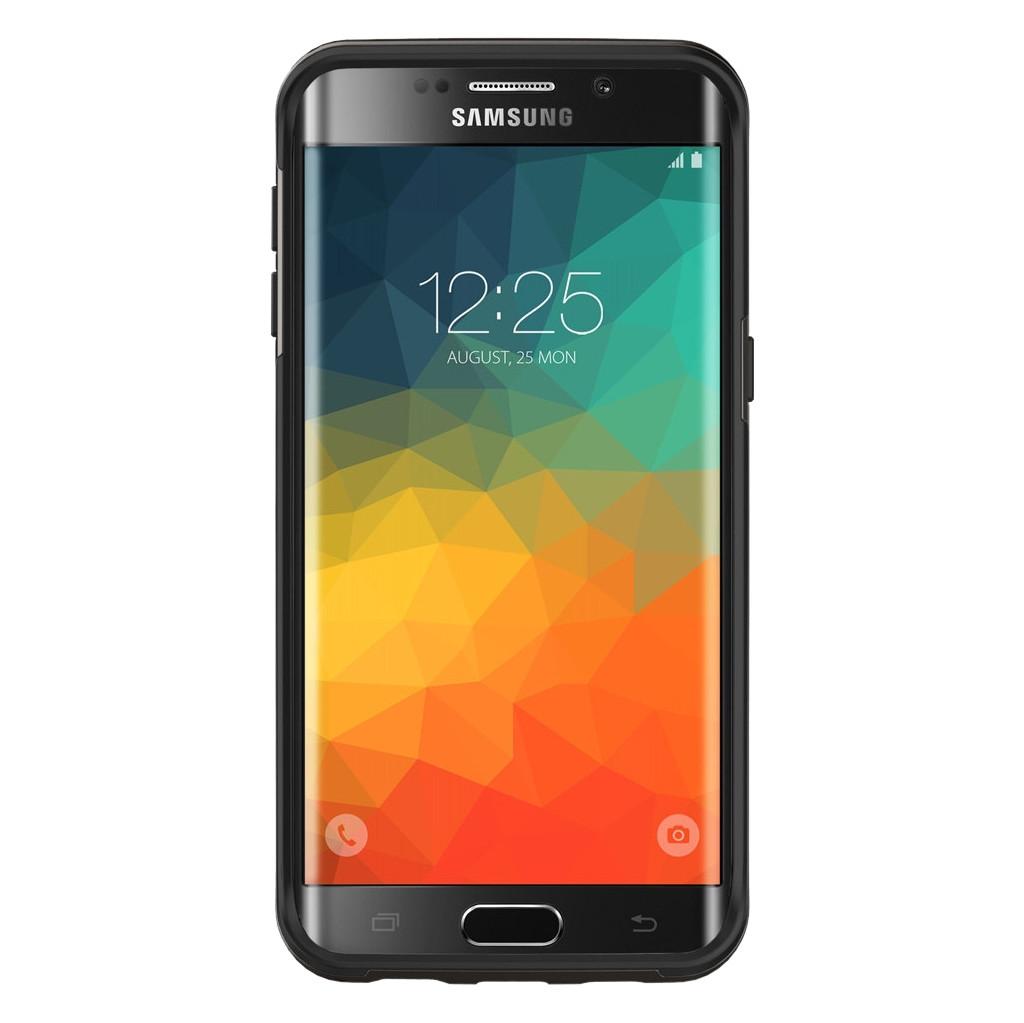 Spigen Neo Hybrid Carbon Samsung Galaxy S6 Edge Plus Zilver