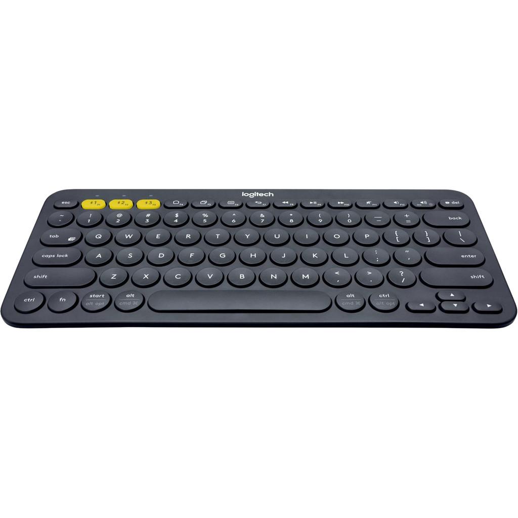 Logitech K380 Bluetooth Toetsenbord Zwart AZERTY