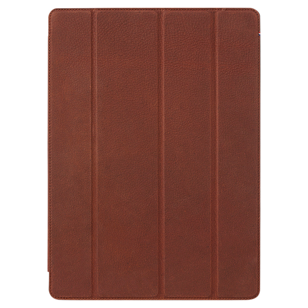 Decoded Leather Slim Cover iPad Pro 12,9 Inch (2017) Bruin