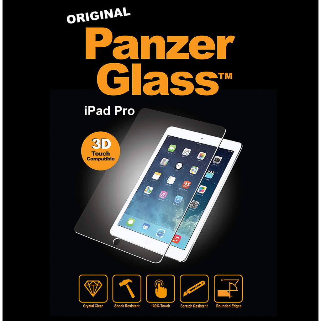 PanzerGlass Apple iPad Pro 12.9 inch (2017) Screenprotector Glas