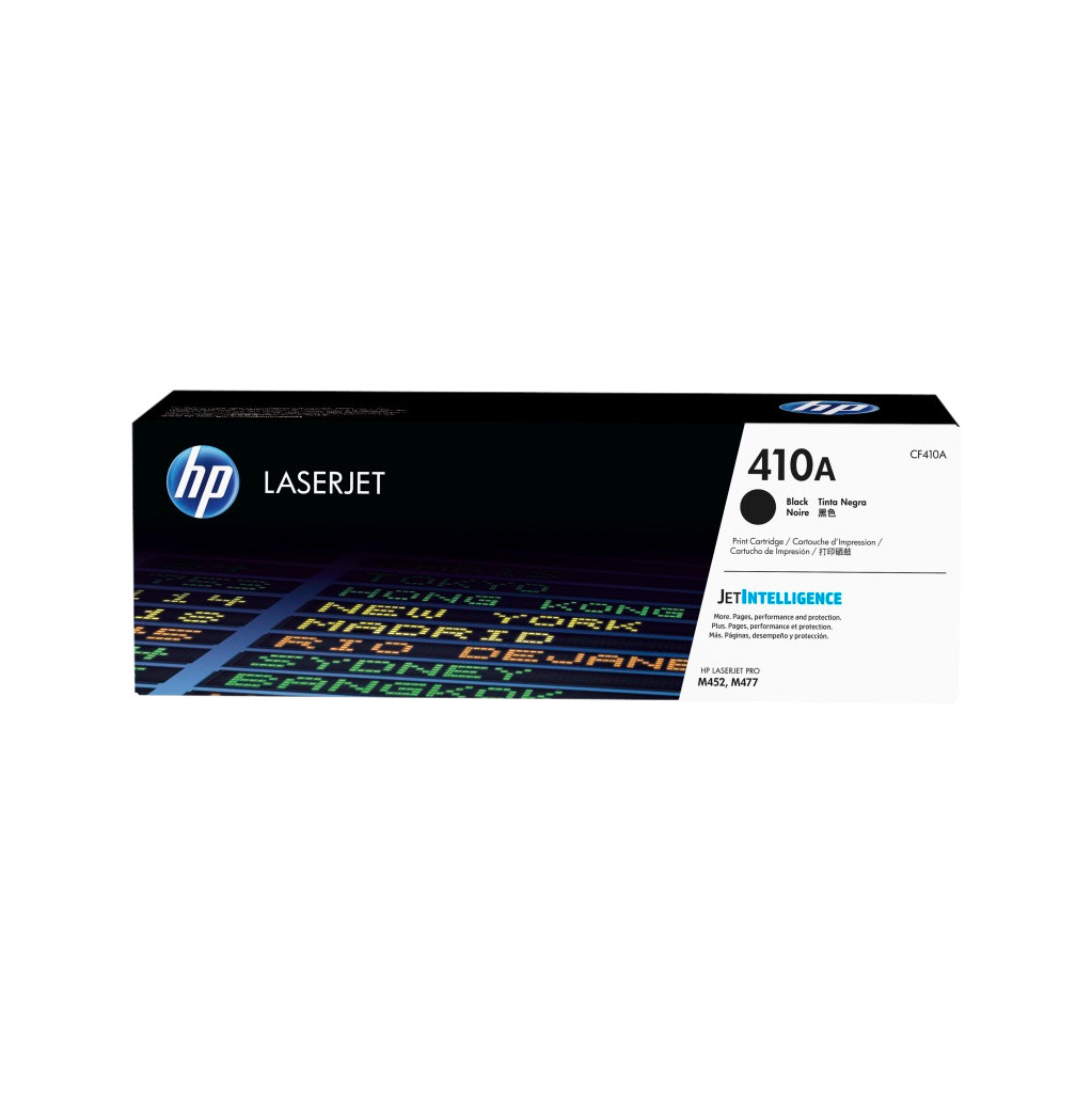 HP 410A Toner Zwart (CF410A)