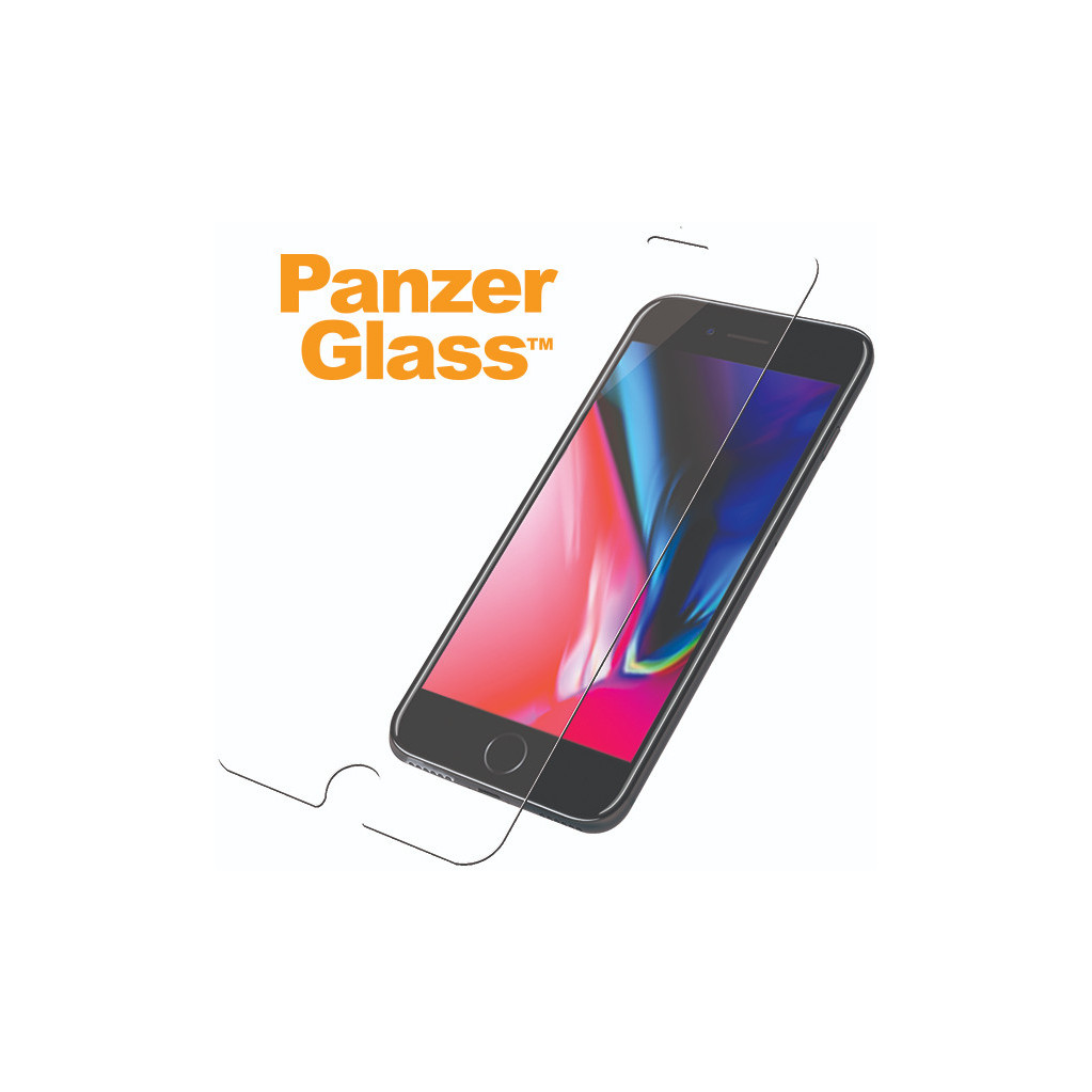 PanzerGlass Privacy Apple iPhone 6/6s/7/8 Screenprotector Glas