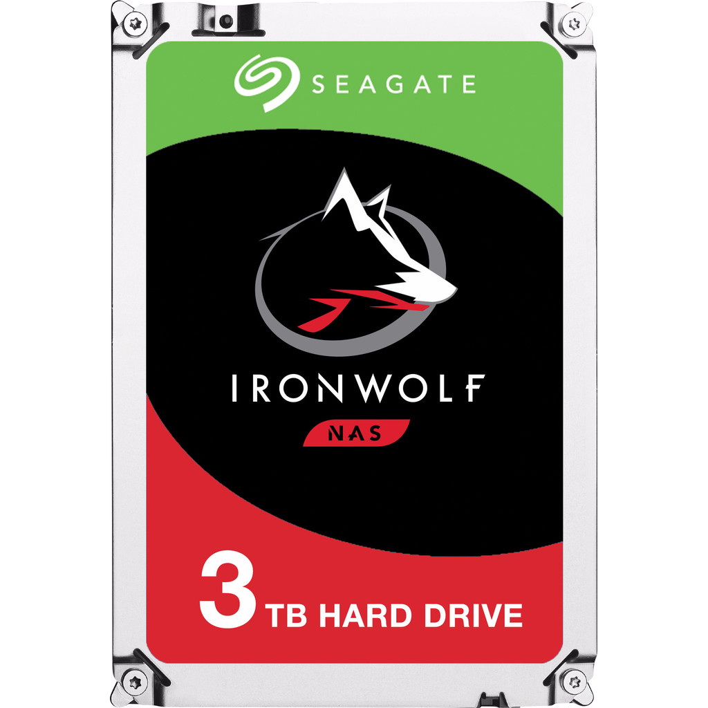 Seagate IronWolf ST3000VN007 3 TB