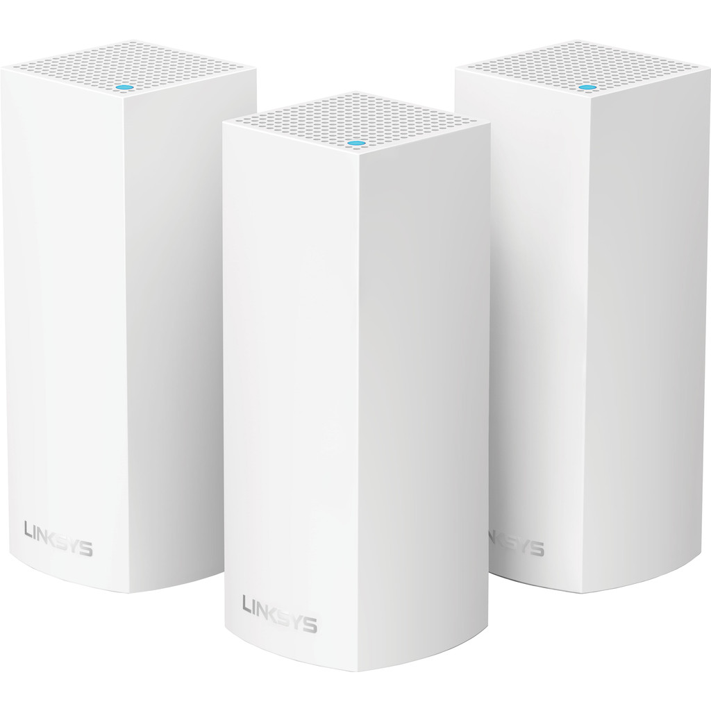 Linksys Velop tri-band Multiroom wifi (3 stations)