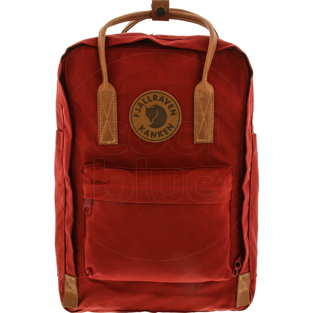 "Fjällräven Kånken No. 2 Laptop 15"" Deep Red 18L"