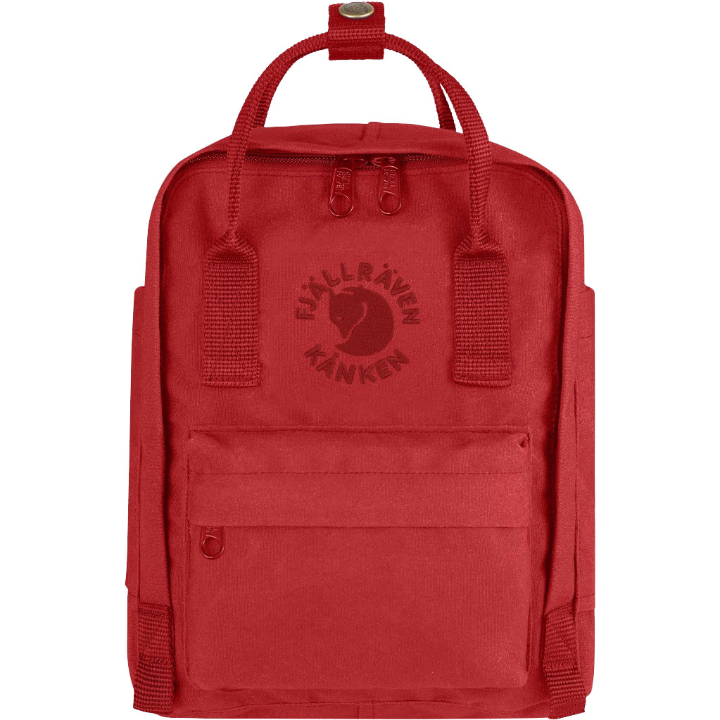 Fjällräven Re-Kånken Mini Red 7L - Kinderrugzak