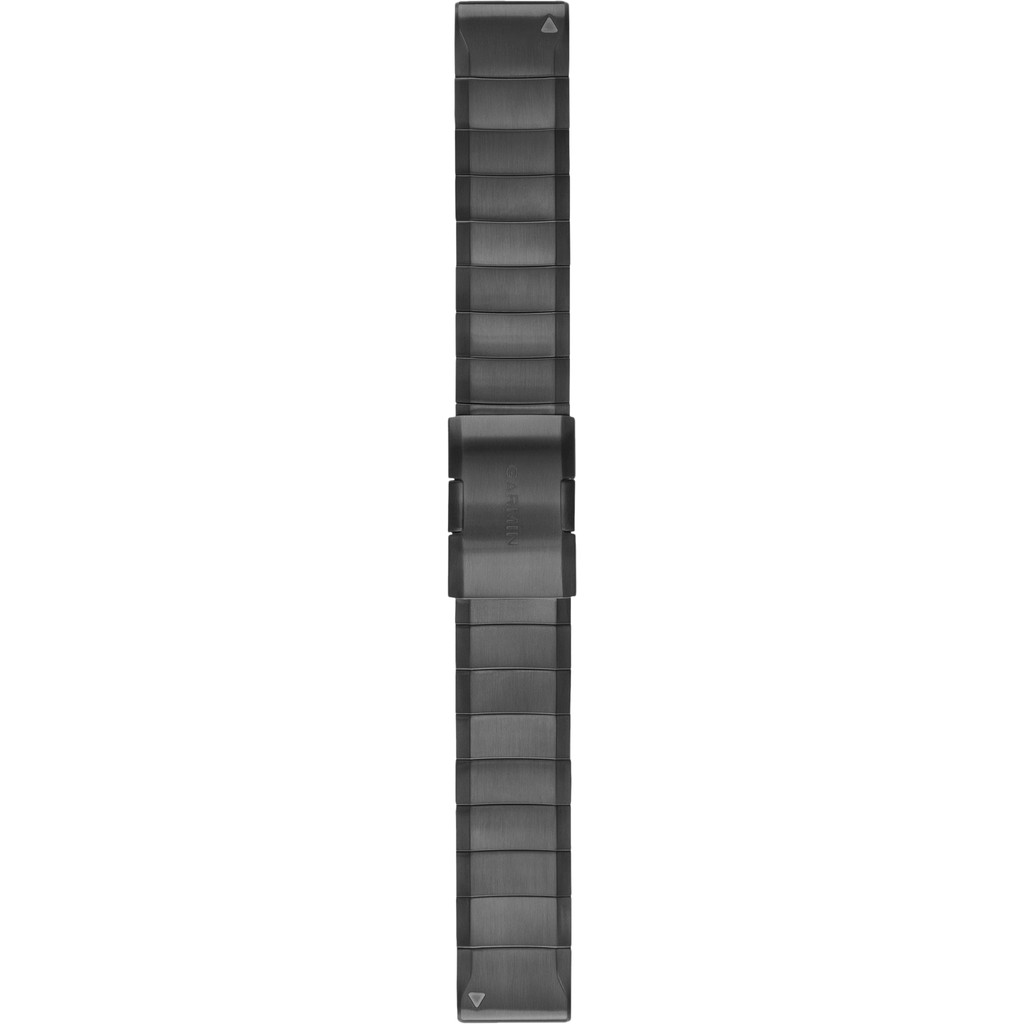 Garmin QuickFit 22mm Stainless Steel Horlogeband Grijs