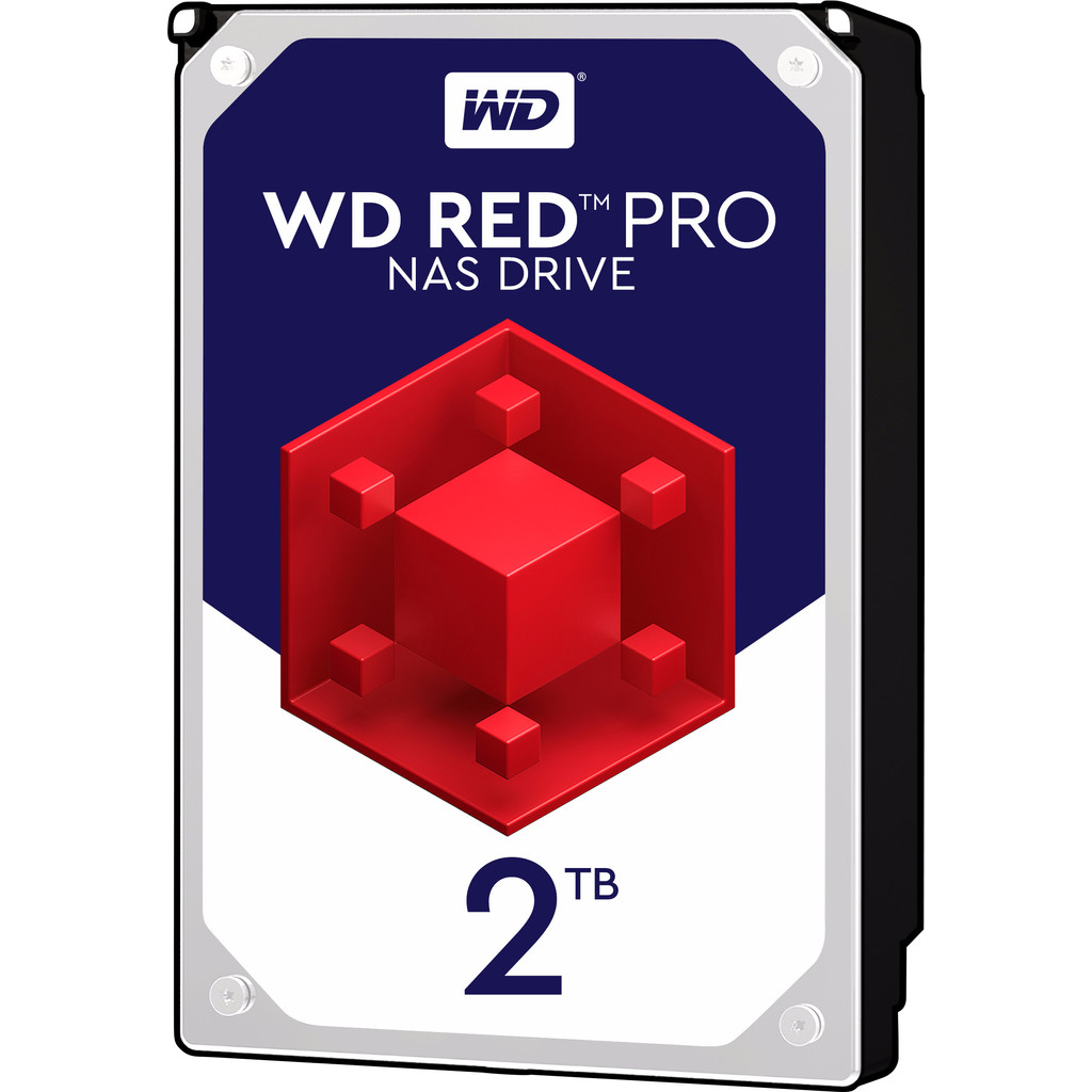 WD Red Pro WD2002FFSX 2 TB