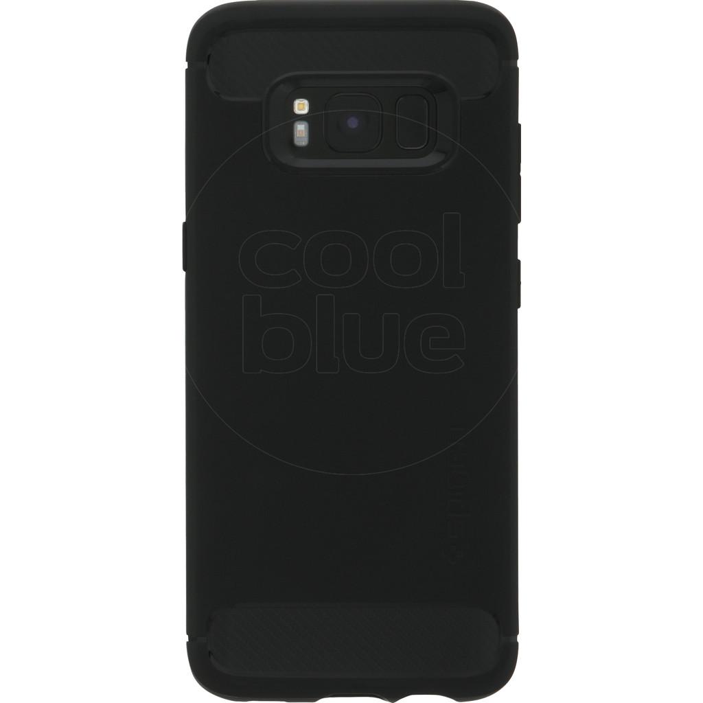 Spigen Rugged Armor Samsung Galaxy S8 Back Cover Zwart