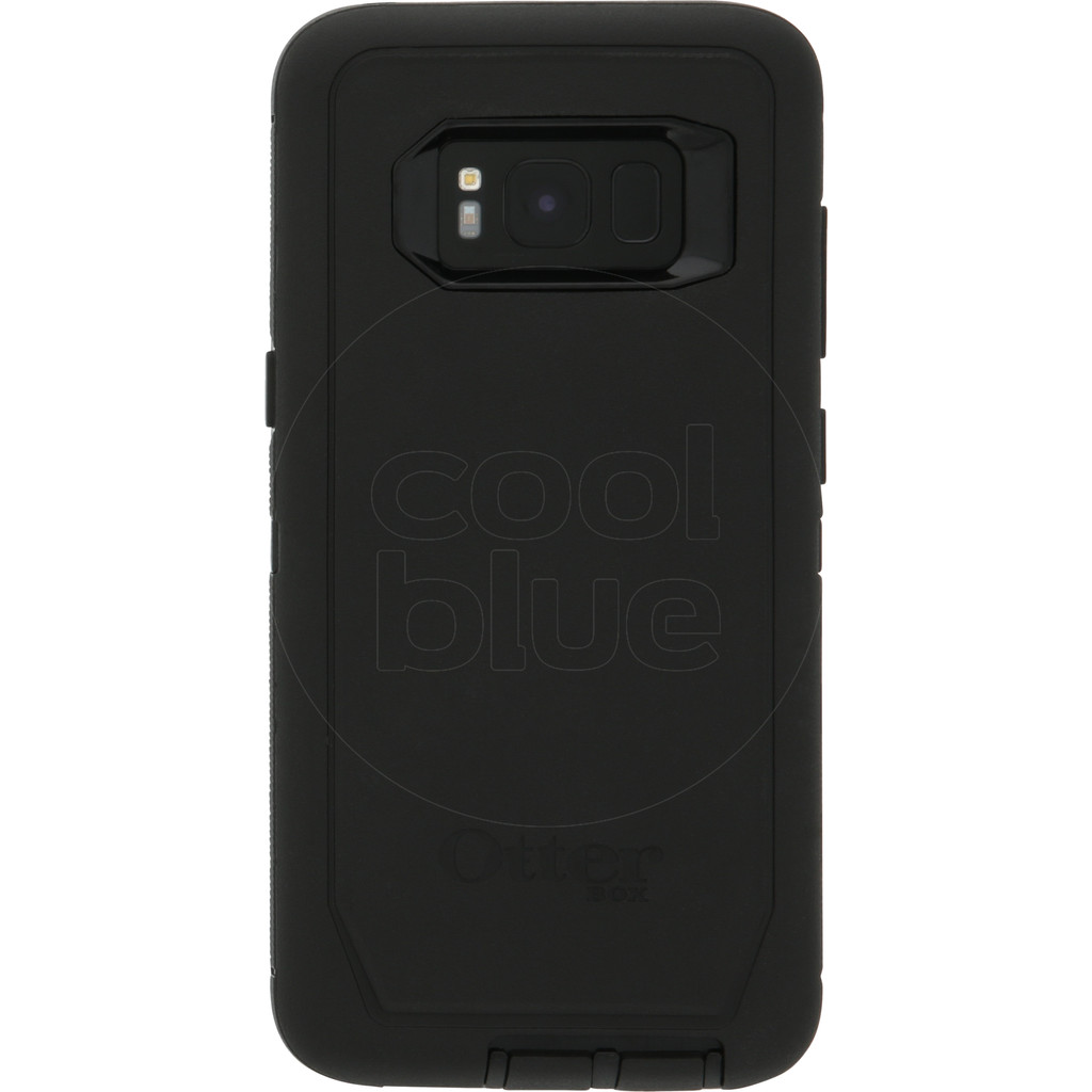 Otterbox Defender Samsung Galaxy S8 Back CoverZwart