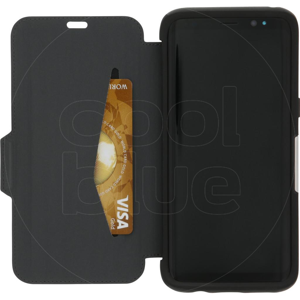 Otterbox Strada Samsung Galaxy S8 Book Case  Zwart