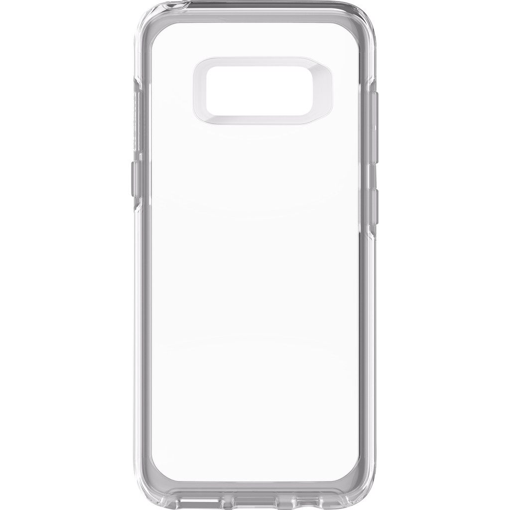 Otterbox Symmetry Clear Galaxy S8 Back Cover Transparant