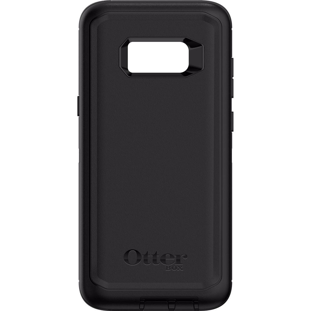 Otterbox Defender Samsung Galaxy S8 Plus Back Cover Zwart