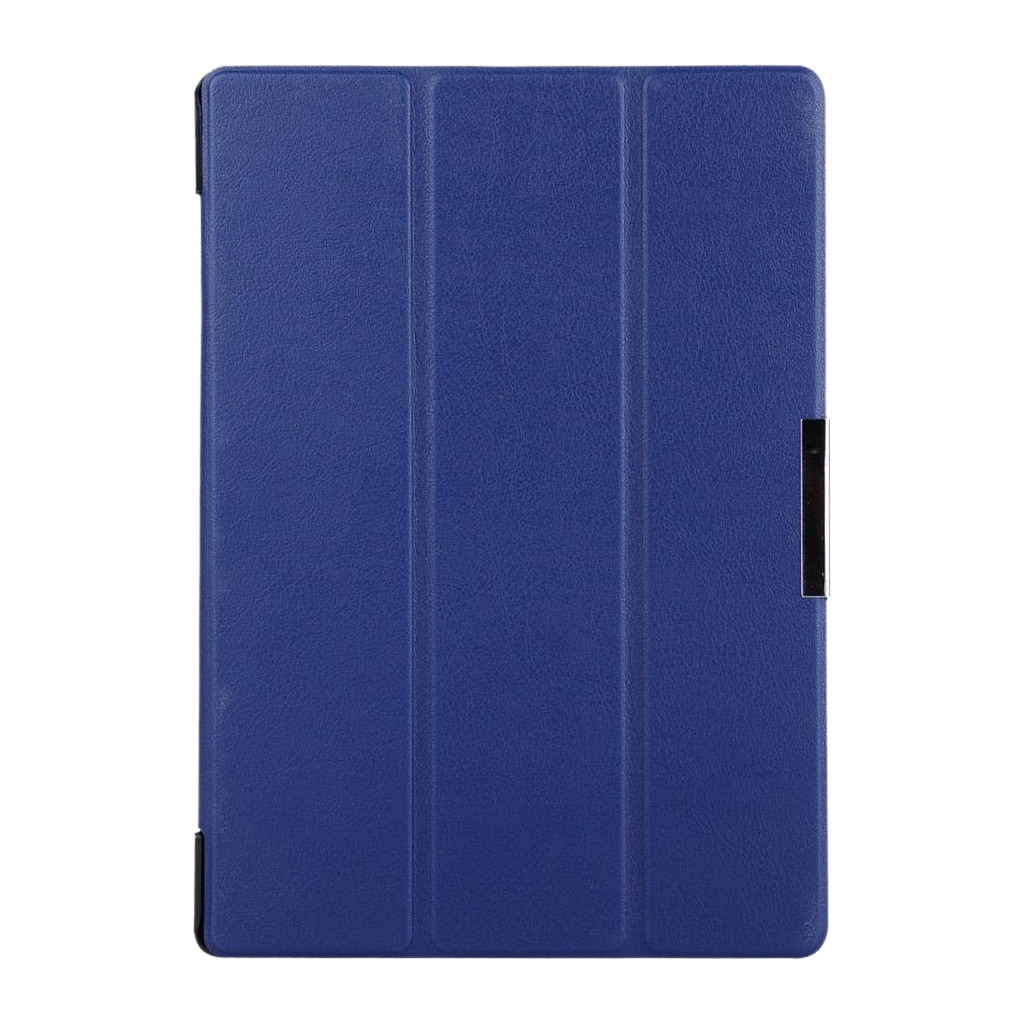 Just in Case Lenovo Tab 3 10 inch Smart Tri-Fold Case blauw